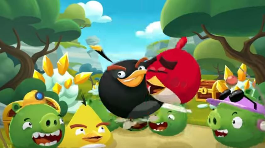 Angry Birds Islands gets soft launch.JPG