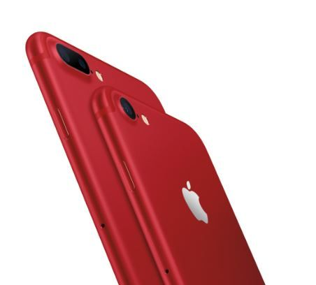 Apple launches PRODUCT RED iPhone 7 and iPhone 7s.JPG