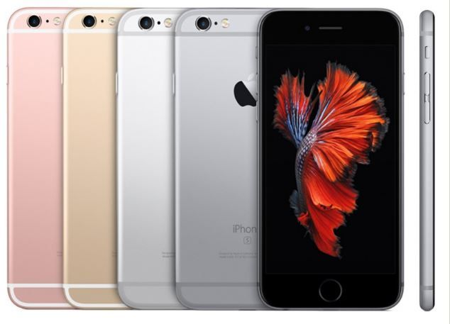 Apple replacing batteries in iPhone 6s units that keep turning off.JPG