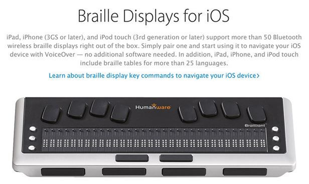 Apple to launch new accessibility range.JPG