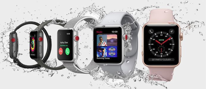 Apple Watch series 3 announced.JPG
