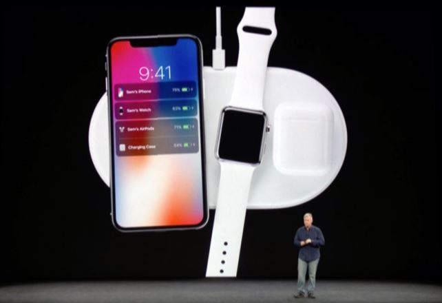 Apple's AirPower wireless charging mat to launch this month.JPG