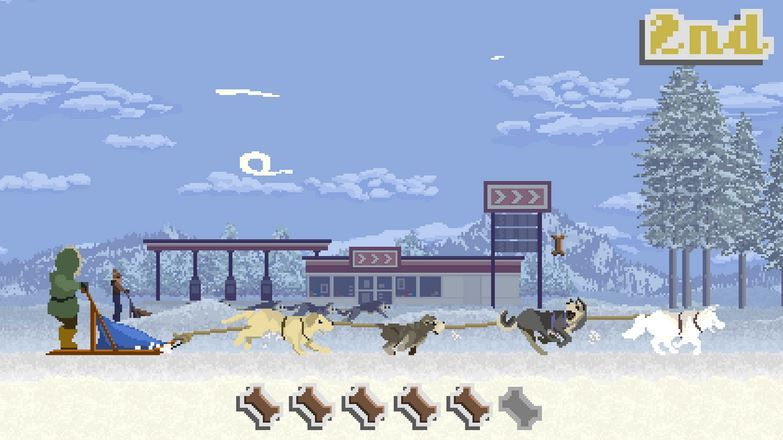 Dog Sled Saga out now.JPG
