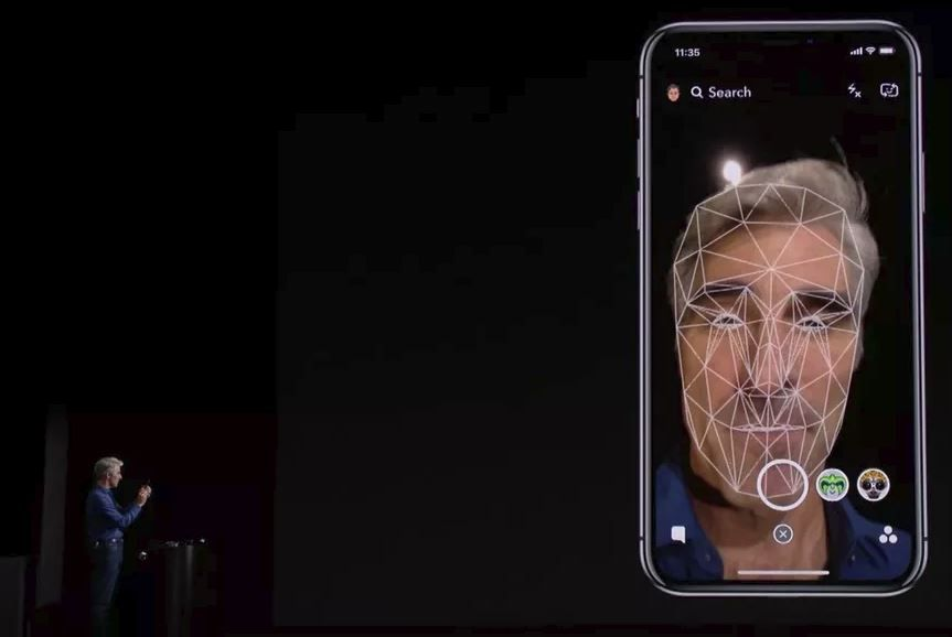 Face ID to replace Touch ID in all iPhones in 2018.JPG