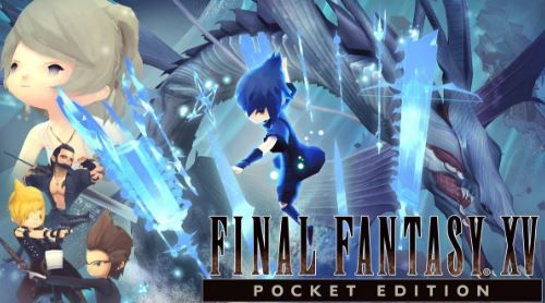 Final Fantasy Pocket Edition out now.JPG