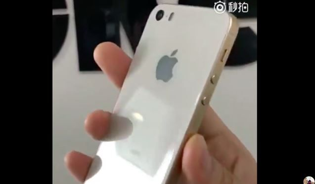First alleged iPhone SE 2 photos emerge.JPG