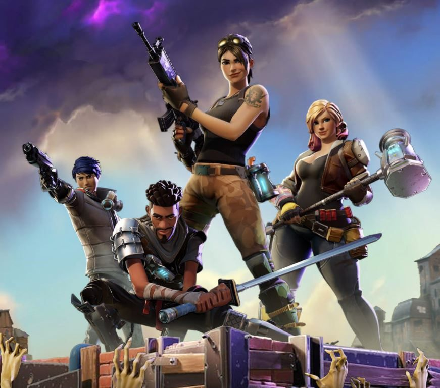 Fornite Battle Royale coming to iOS.JPG