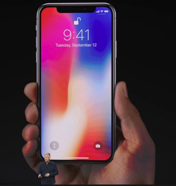 Foxconn ships first iPhone X units.JPG