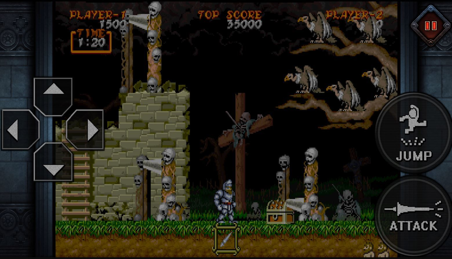 Ghouls n ghosts out now.JPG