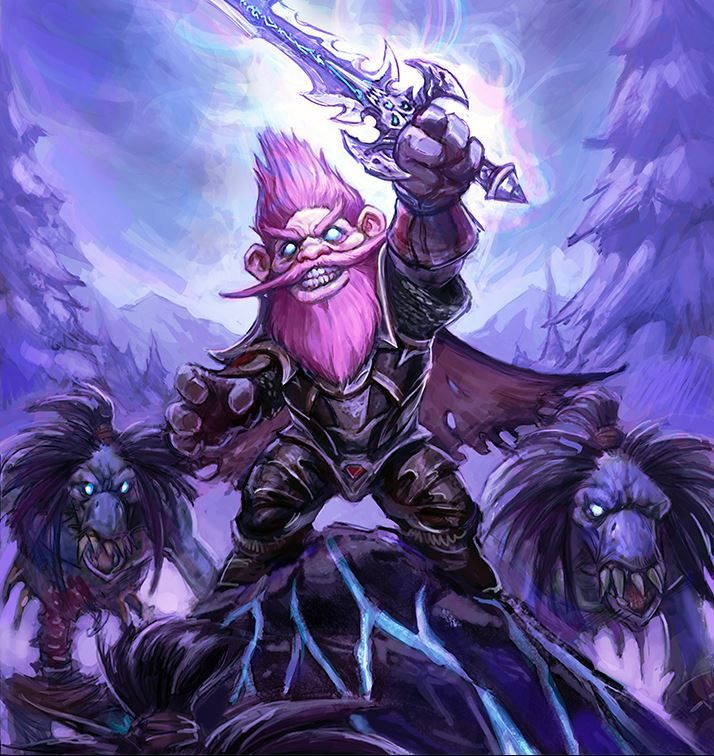 Hearthstone Knights of the Frozen Throne released.JPG