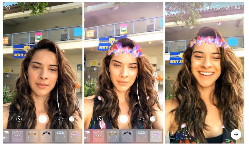 Instagram launches new face filters.JPG