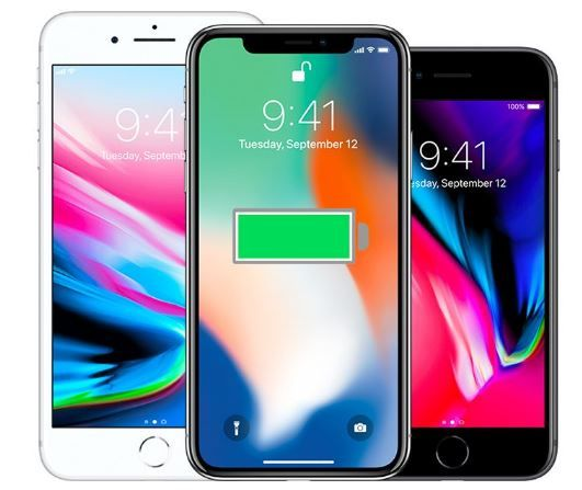 iPhone 8, iPhone 8 Plus, and iPhone X batteries less affected by performance management features.JPG
