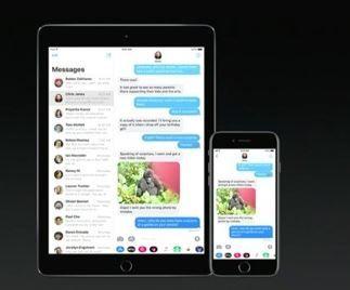 Messages in iCloud is back.JPG