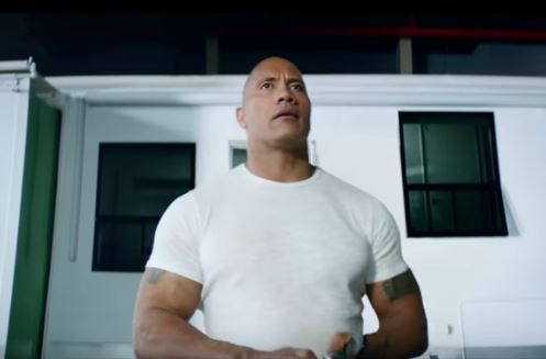 More The Rock and Siri videos released.JPG