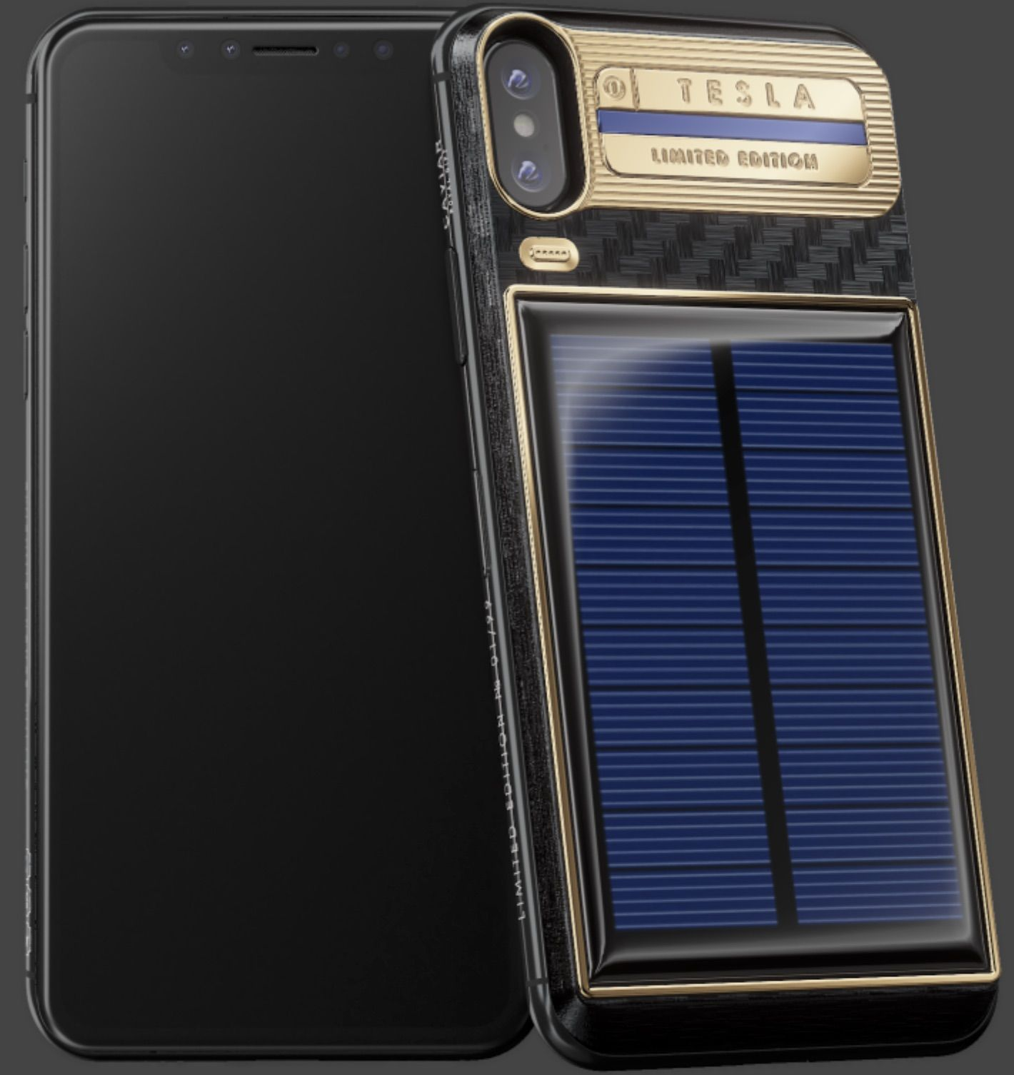New Caviar Custom iPhone X costs more than 4,000 dollars.jpg