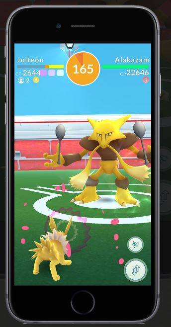 Niantic announces Gym upgrades and Raid Battle for Pokemon Go.JPG