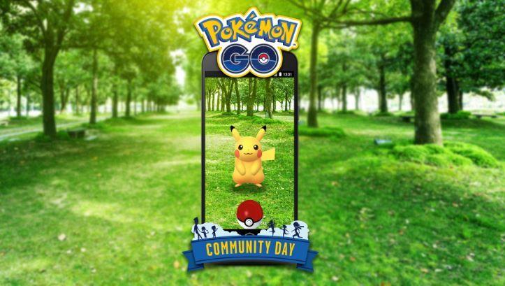 Niantic announces monthly Pokemon Go community day.JPG