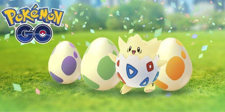Pokemon Go Easter event.JPG