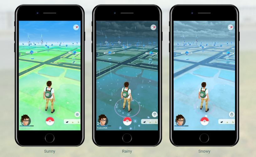 Pokemon Go gets 50 new Pokemon and weather system.JPG