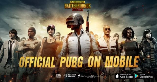 PUBG Mobile out now.JPG