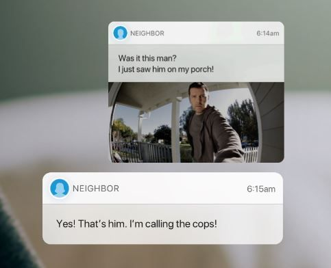 Ring Launches New Neighbors Security App | Apple iPhone Forum
