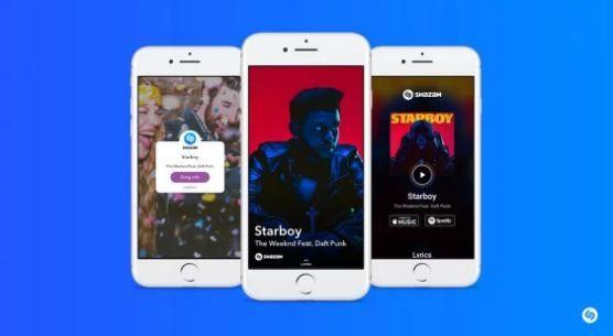 Snapchat gets Shazam integration.JPG