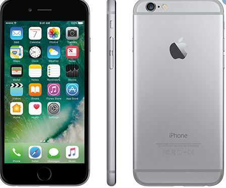 Space Gray 32GB iPhone 6 now available for 200 dollars.JPG
