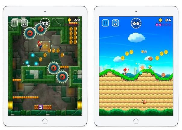 Super Mario Run demo playable in Apple retail stores from today.JPG