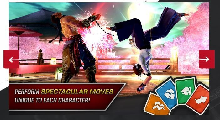 Tekken Mobile soft launches in Canada.JPG