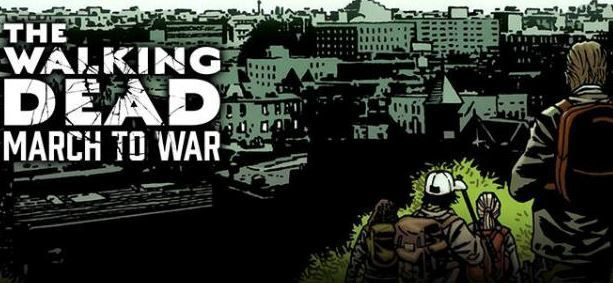 The Walking Dead March to War coming 2017.JPG