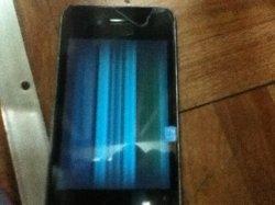 Iphone 4 screen size problem
