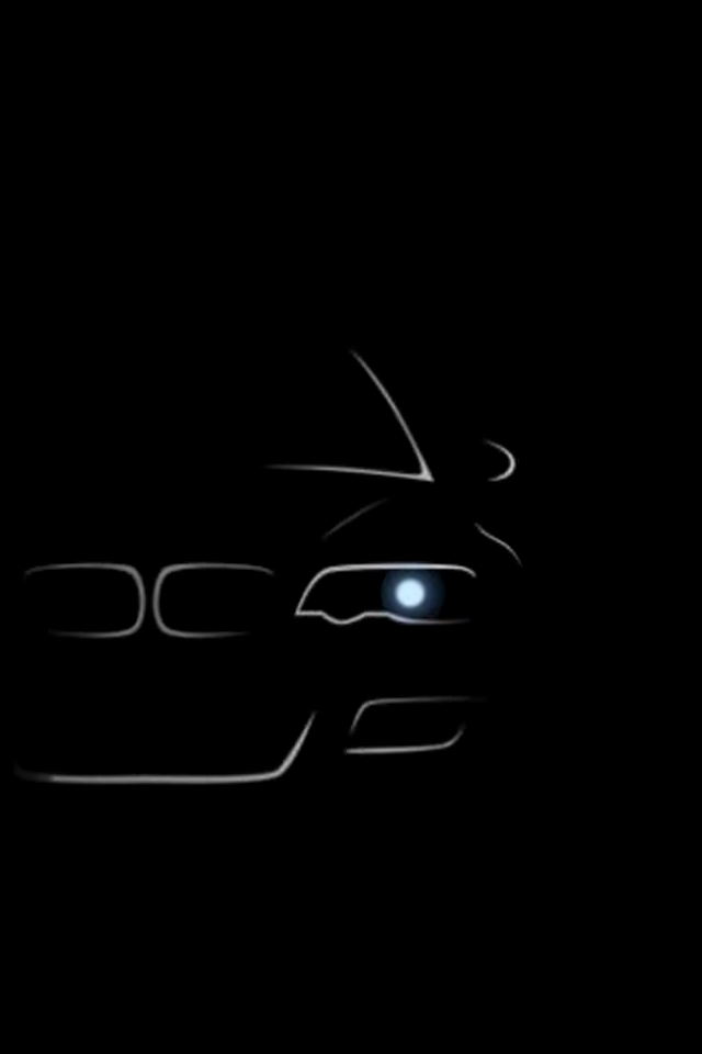 Photo Bmw M3 Silhouette In The Album Car Wallpapers By Tsb Bg