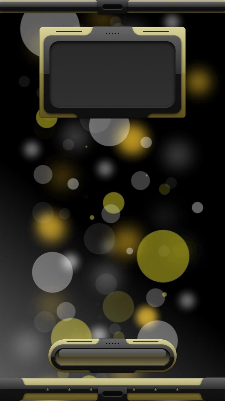 Dark Tech Gold