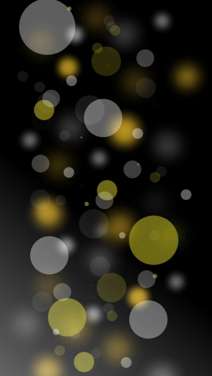 A Dark Tech Wallpaper In Gold For IPhone 6 PLUS By User Request