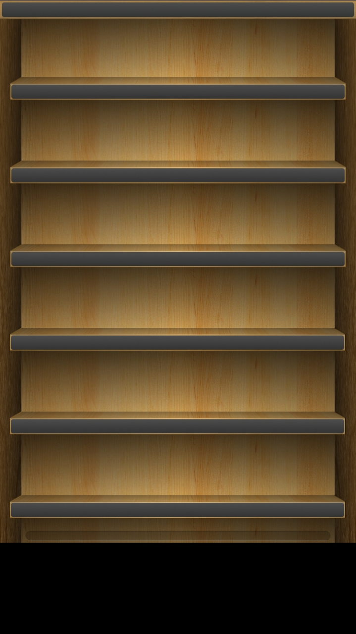 A Shelf Wallpaper For IPhone 6 By Request